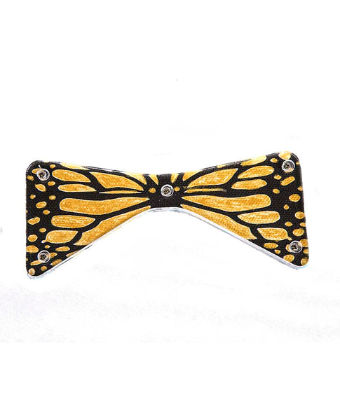 MS MARIPOSAS Gold butterfly waistband - Grom & Kakao