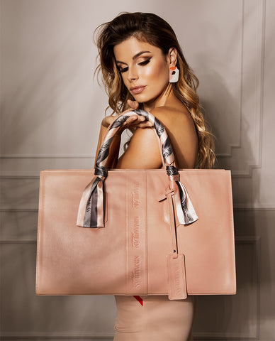 Nude Dolly Tote Bag