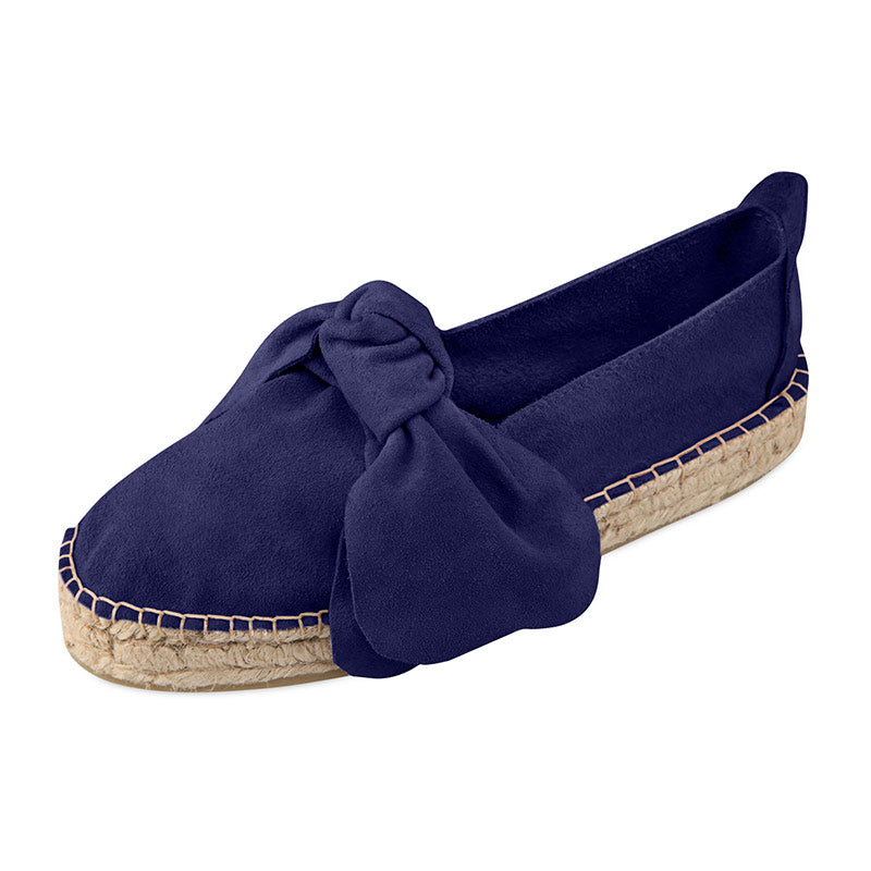 M-ISHKA Royal Blue Double Sole Espadrilles - Grom & Kakao