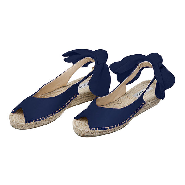 M-ISHKA Royal Blue Sandals - Grom & Kakao