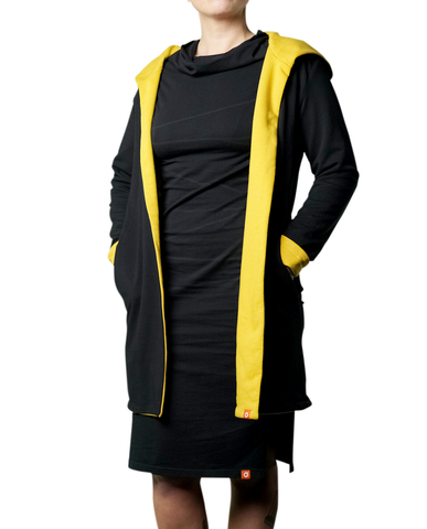 Coat01 Yellow