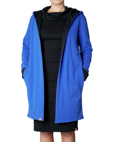 Coat02 Royal Blue