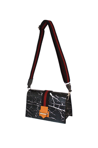 OTENBERG Marble shoulder bag - Grom & Kakao