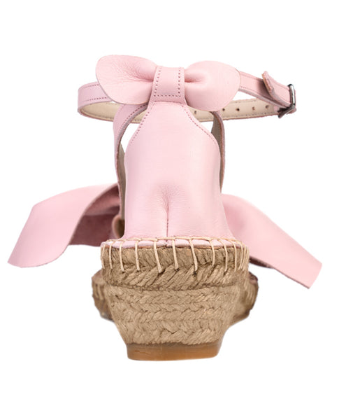 Rose Bow Wedges