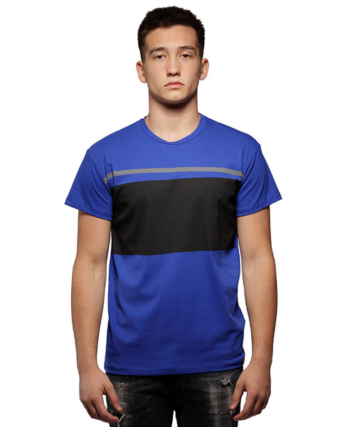 Stripes Royal Blue