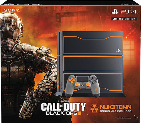 Sony Playstation 4 1tb Call Of Duty Black Ops Iii Limited
