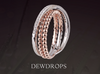 Dewdrops Collection 'inspired by nature itself'