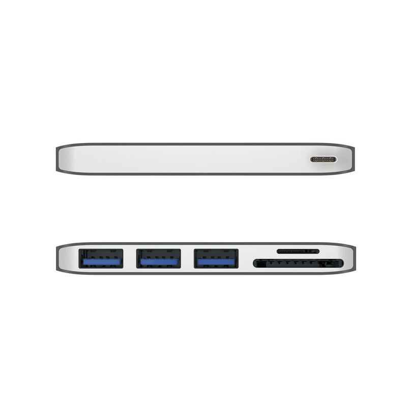 JCD348 USB-C™ 5-in-1 UltraDrive Mini Dock™