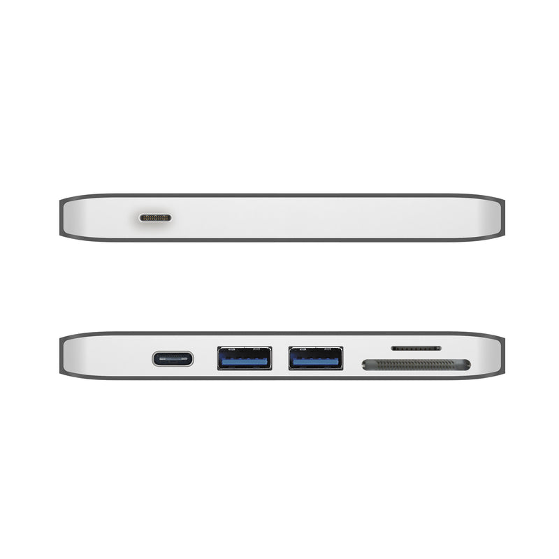JCD388 USB Type-C™ UltraDrive Mini Dock 6-in-1