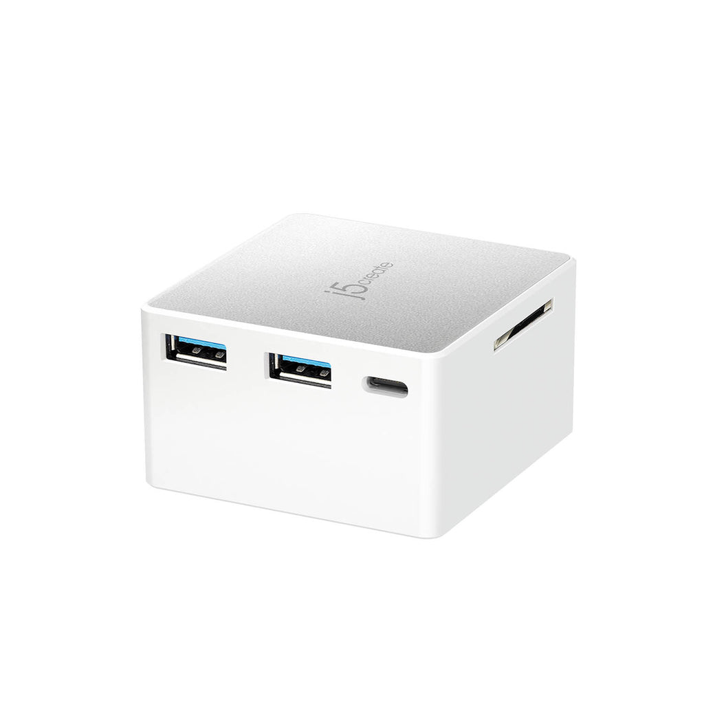 JCDP385 USB-C™ Powered Mini Docking Station