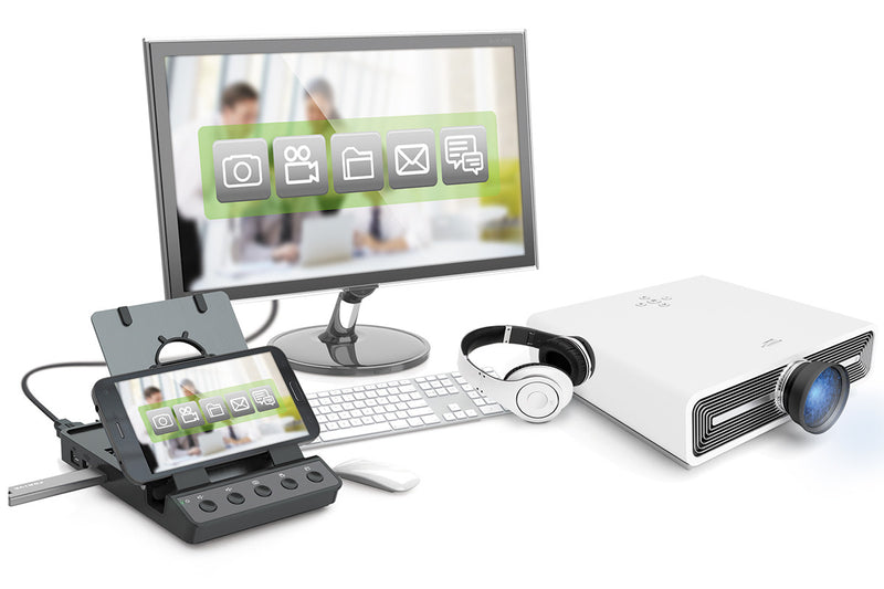 JUD650 Android™ Dock Phone / Tablet Workstation