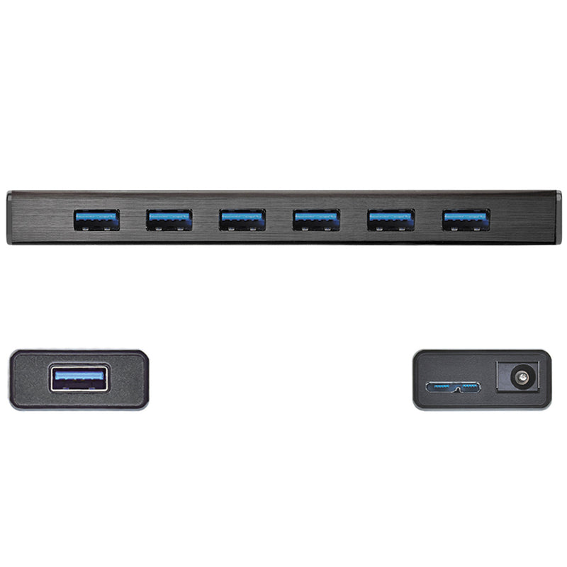 JUH377 USB™ 3.0 7-Port HUB