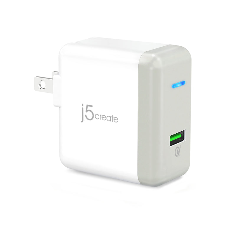 JCA378 USB-C™ to VGA & USB™ 3.0 with Power Delivery