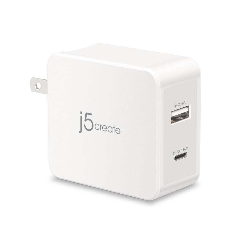JUP2230 30W PD USB-C™ Wall Charger