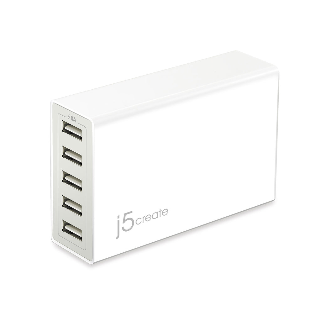 JUP50 40W 5-Port USB™ Super Charger