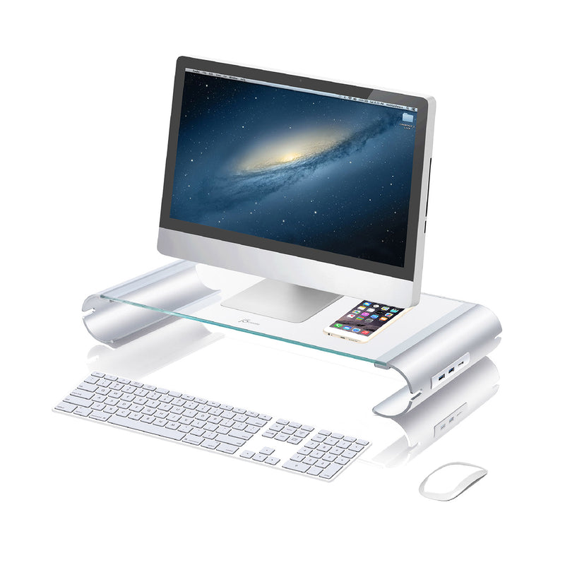 Monitor Stand With 3-Port USB™ 3.0 HUB