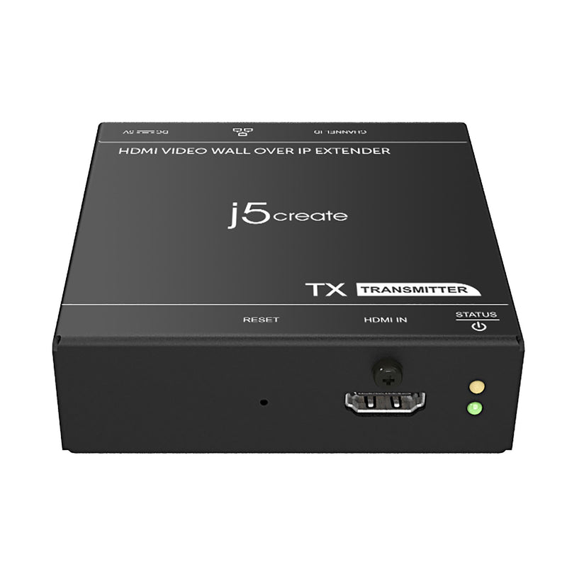 JVAE52 HDMI™ Video Wall over IP Extender