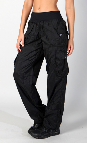Black Long Pants LP603 - Equilibrium Activewear