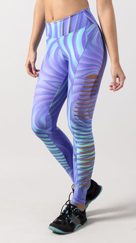 Legging 7002 Purple Rain