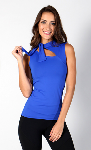 Gala Royal Blue Tank LT1115 - Equilibrium Activewear