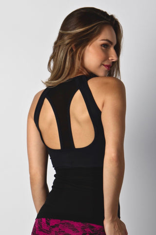 Black Top LT1088 - Equilibrium Activewear