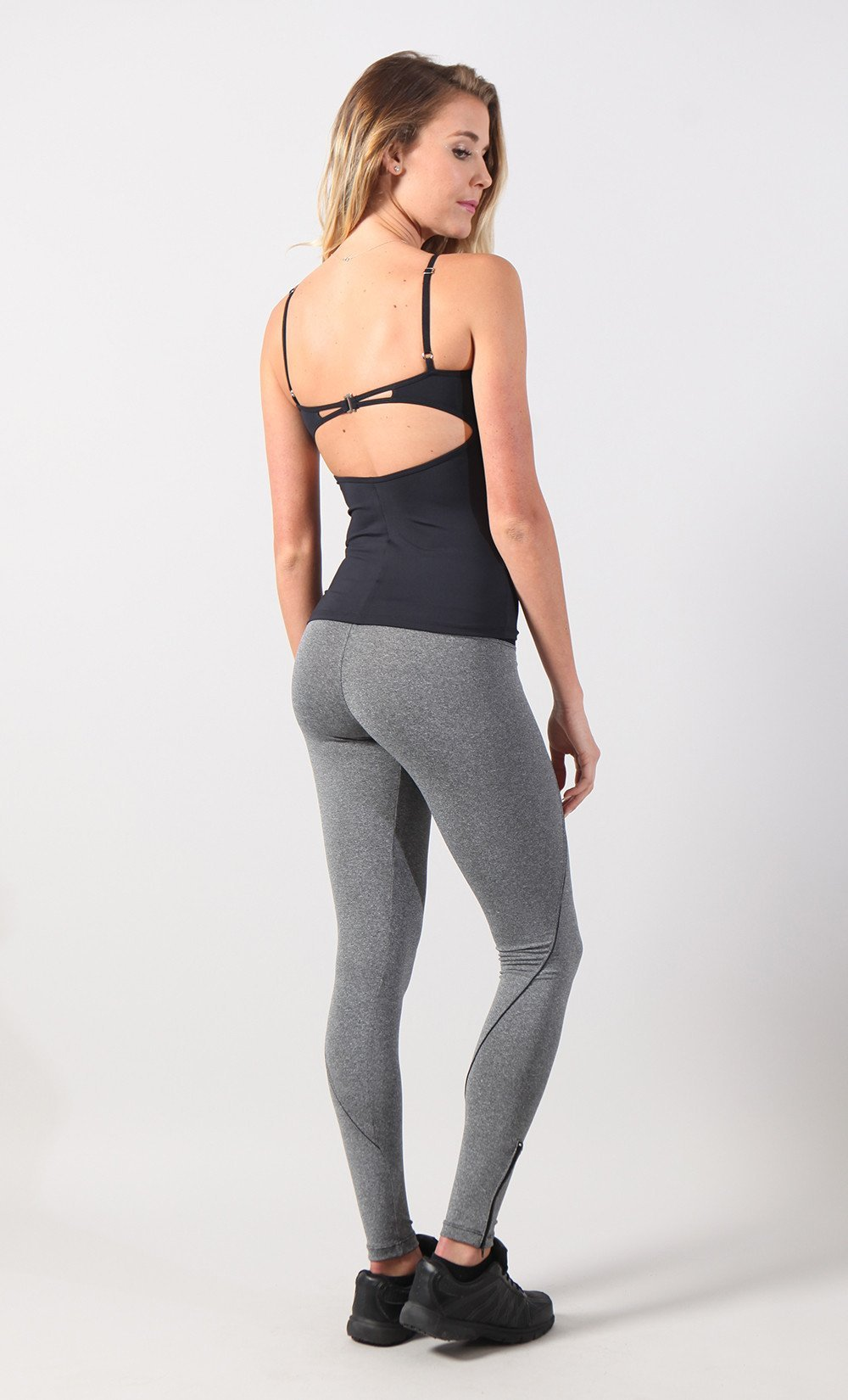 Legging 778 Ashton Grey - Equilibrium Activewear
