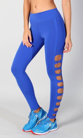 blue legging