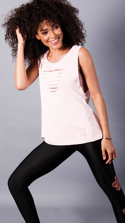 NUDE STELLA LONG TOPS LT1090 - Equilibrium Activewear