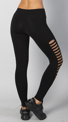 Legging L782 Authentic Black