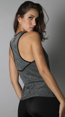 Long Top  LT1130 Shiny - Equilibrium Activewear