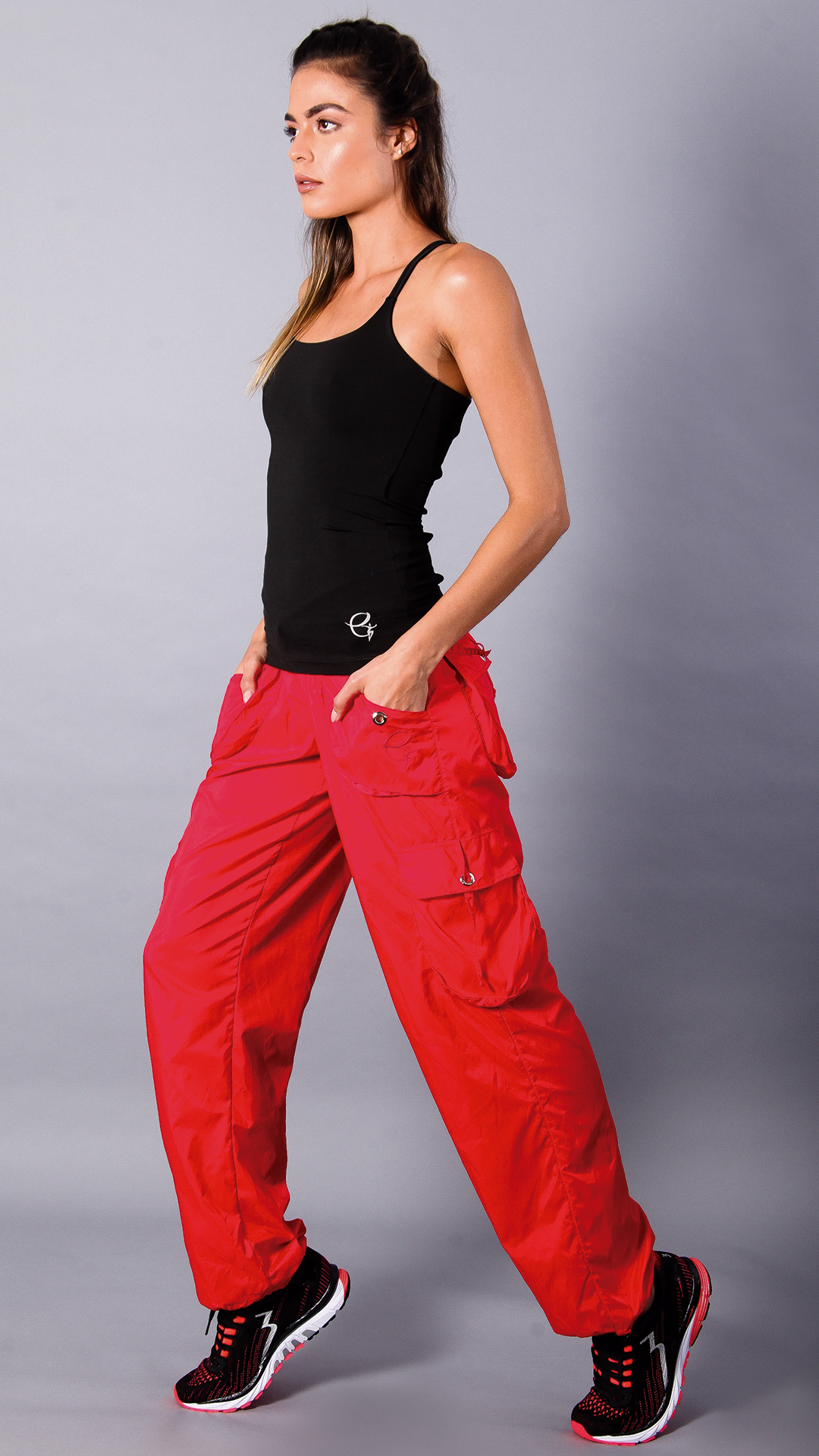 RED LIS LONG PANTS LP603
