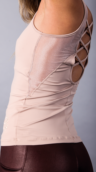 NUDE KARLA LONG TOPS LT1148 - Equilibrium Activewear