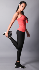 BLACK BIANCA LEGGINGS L7051 - Equilibrium Activewear
