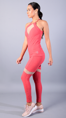 CORAL LIVIA LONG TOPS LT1155 - Equilibrium Activewear