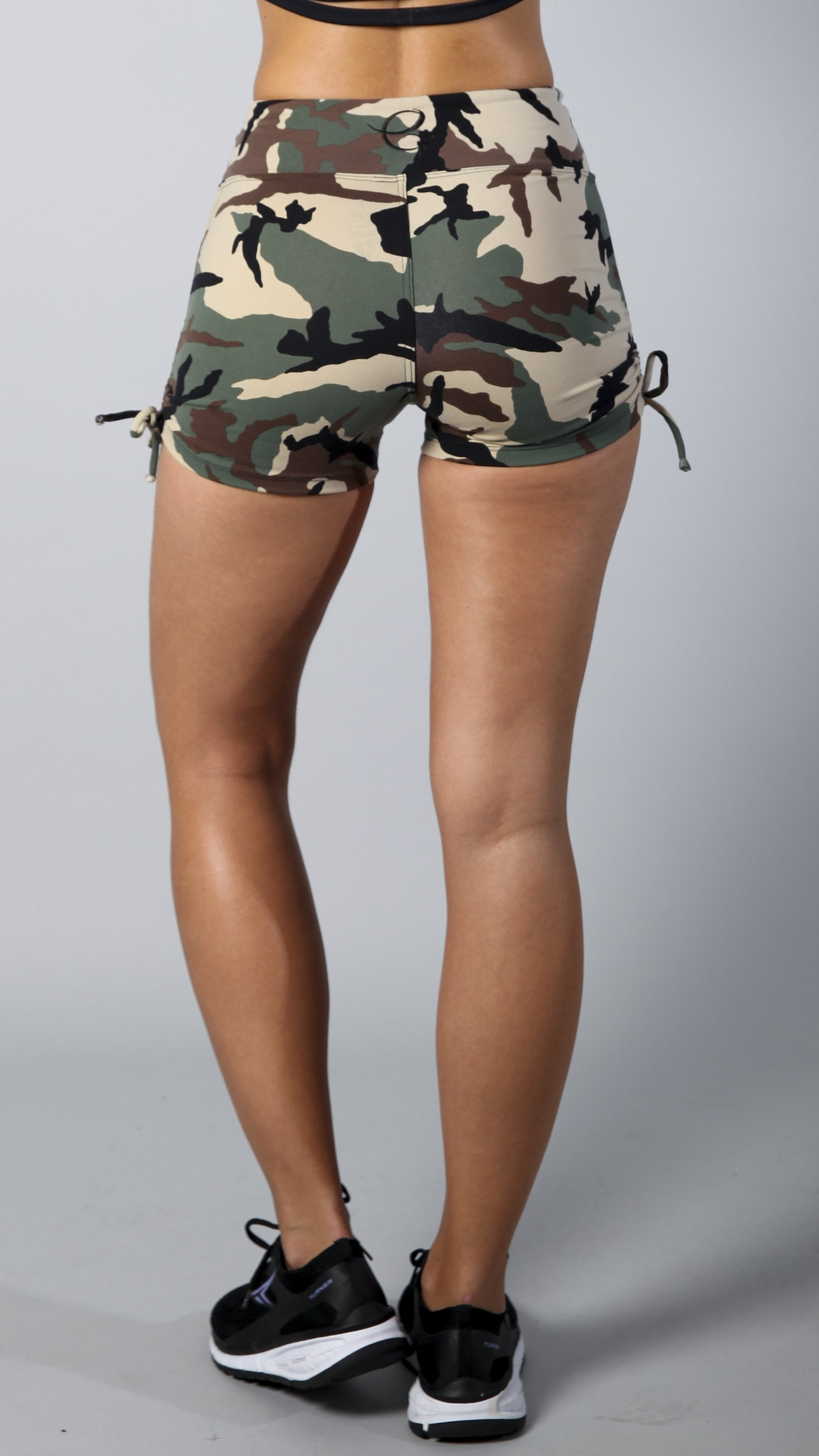 Warrior Shorts S529 Camo