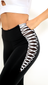 Black and White Ainsley Legging L7066
