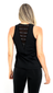 Black Mesh Pulse Tank LT1157