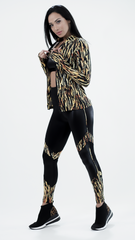 CHEETAH DORI JACKET J814 - Equilibrium Activewear