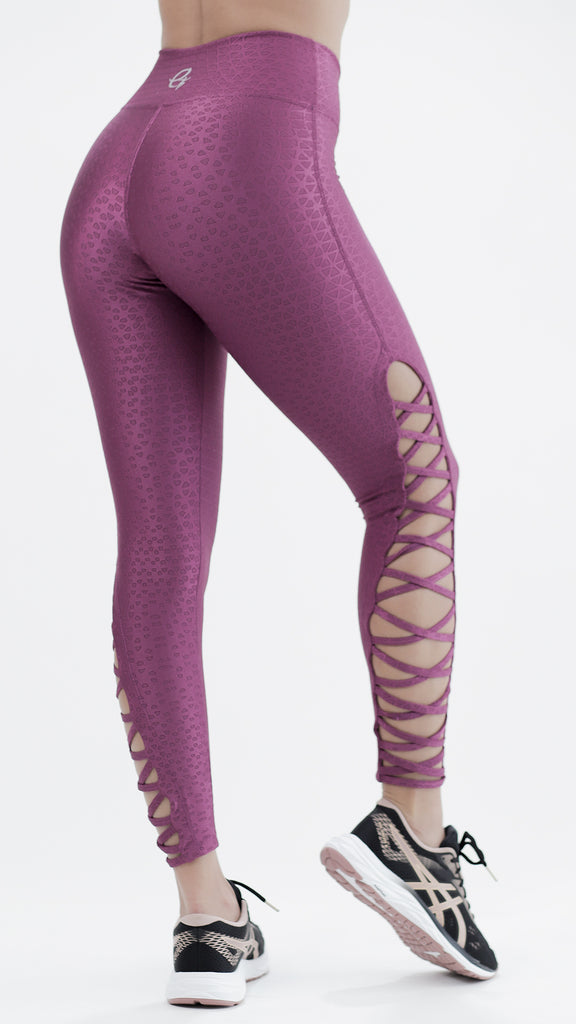SUBLIME JULIE LEGGING L7047 - Equilibrium Activewear