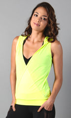 Yellow Lucy Hoodie H906 - Equilibrium Activewear