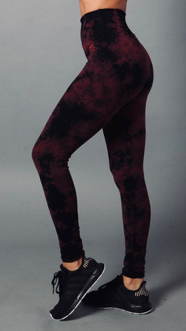 CRIMSON TD NINA LEGGINGS L750 - Equilibrium Activewear