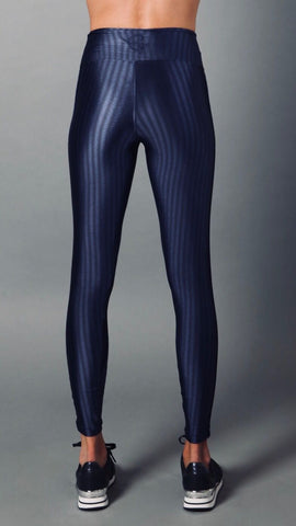 NAVY NICOLE LEGGINGS L775 - Equilibrium Activewear