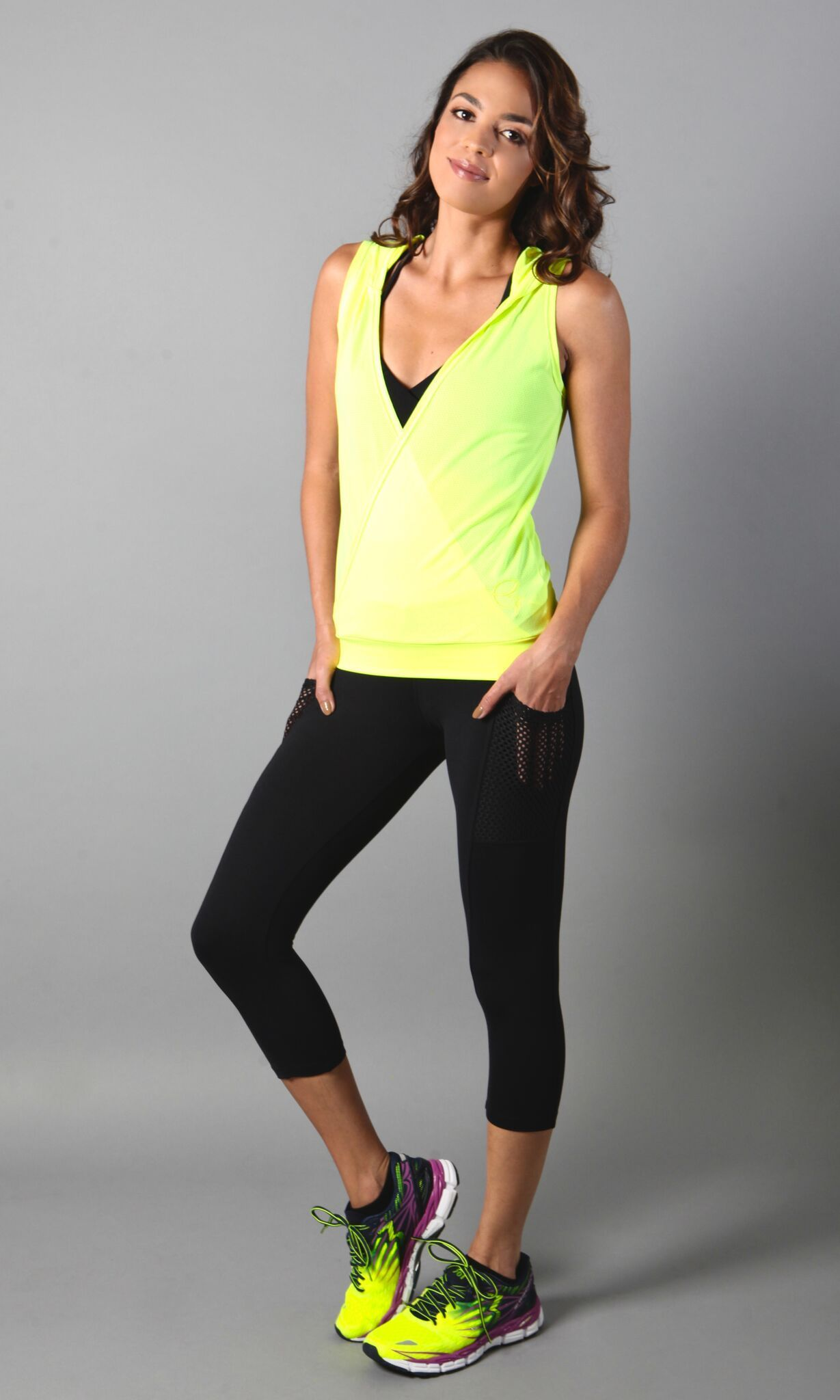 Lucy Hoodie H906 - Equilibrium Activewear