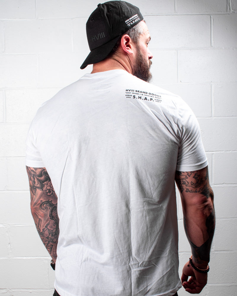Essential Essentials - WHITE TEE