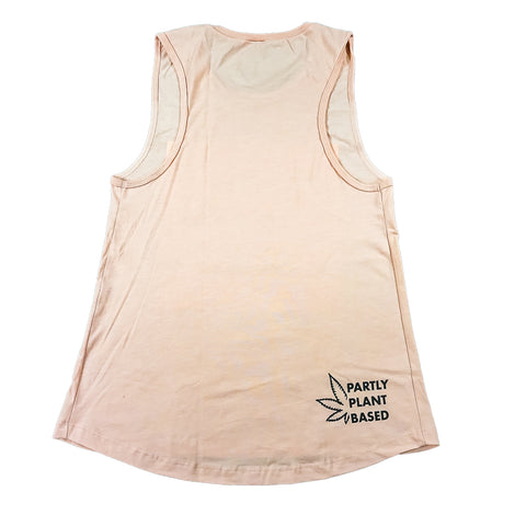 Plant Based - Ladies Muscle Tank