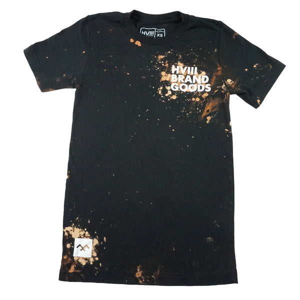 FITCON Bleach Tee - Black