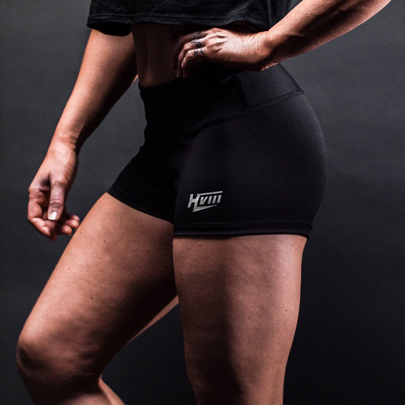 NEW Black - Contour Shorts