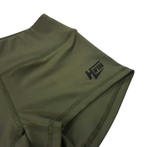 Military Green - Contour Shorts