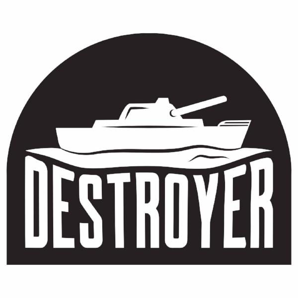 Destroyer E-Book