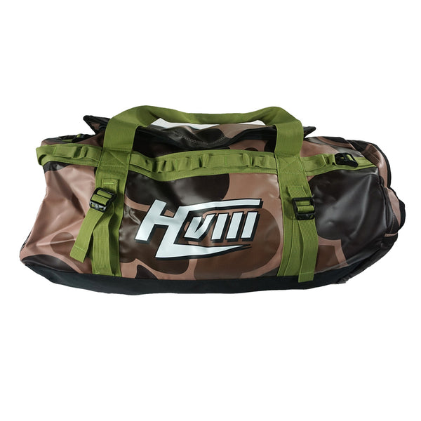 STRONG AF DUFFLE 2.0 - DUCK CAMO